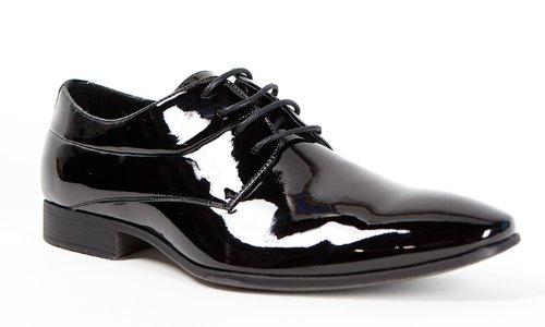 Smokies Oliver Herren Smoking Schuhe, schwarz