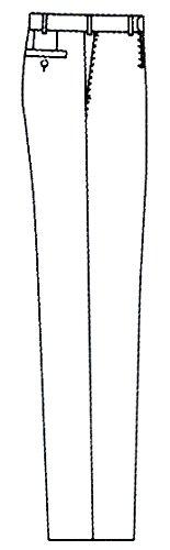Hochzeitsanzug Mika in Eventropical uni in der Farbe Marone, mit modischem Trottoir in Cognac, Slimline Größe 50 -