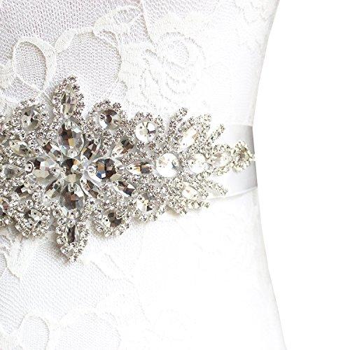 Babeyond Brautkleid Gürtel mit Kristall und Perlen - Mode? Ja !!!