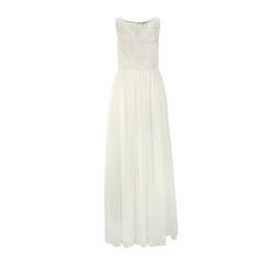Heine Jerseykleid HEINE Damen Hochzeitskleid mit Pailletten, offwhite 40