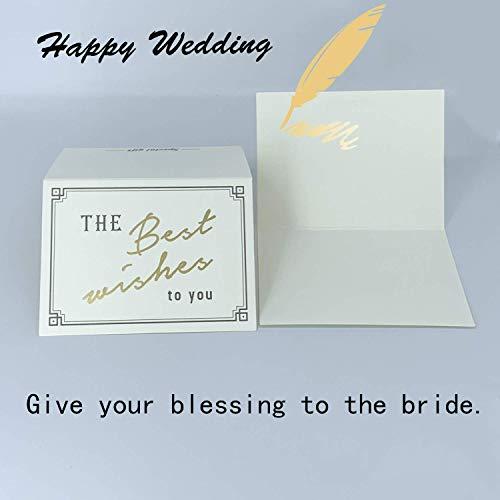 ILLUVA Blau Weisses Strumpfband für Hochzeit - Braut Geschenk - Wedding Garters - etwas Blaue - 5