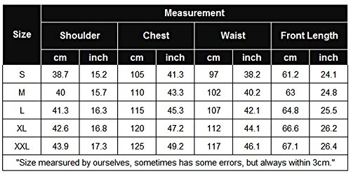 Burlady Herren V-Ausschnitt Ärmellose Westen Slim Fit Weste Anzug Business Anzugweste (EU 52(Hersteller:L), A-Dunkel Blau) - 4