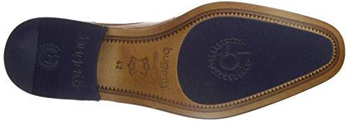 Bugatti 312130051100, Herren Derby Schnürhalbschuhe, Braun (Cognac 6300), 42 EU - 3