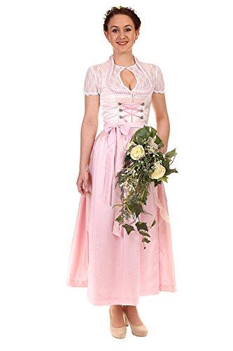Königssee Tracht Damen Brautdirndl mit Bluse