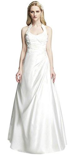 HBH Brautkleid mit Neckholder