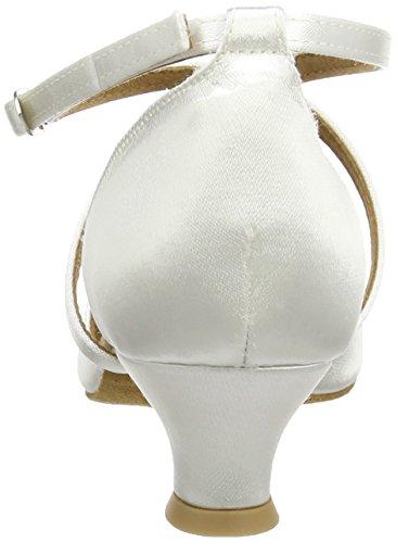 Diamant Brautschuhe Standard Tanzschuhe 107-013-092 Damen Tanzschuhe - Standard & Latein, Damen Tanzschuhe - Standard & Latein, Weiß (Weiß), 40 EU (6.5 Damen UK) - 2