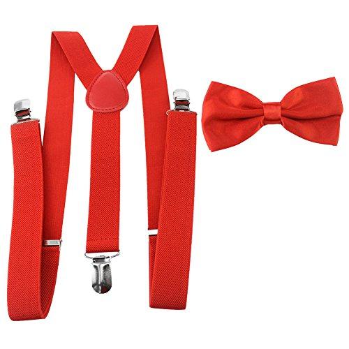 HBF elastische Hosenträger Y-Form für Damen u. Herren