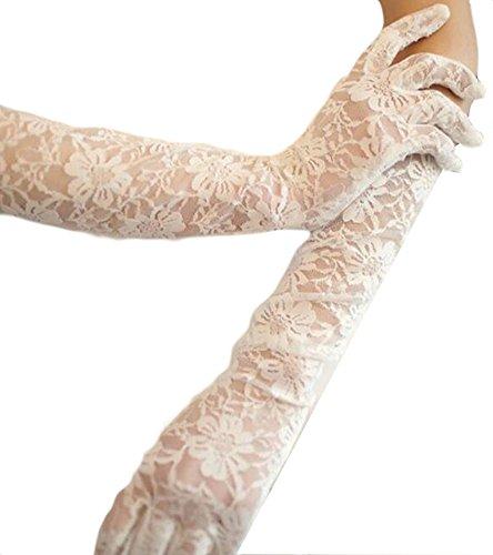 Elegante Hochzeits-Handschuhe