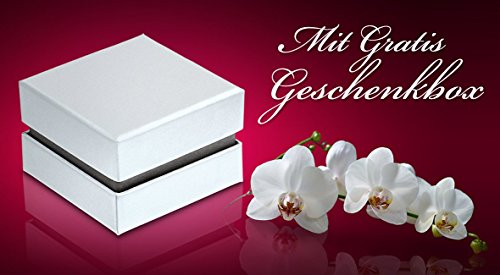 Adomio -Ringe 2 Trauringe Verlobungsringe Edelstahl Rosegold vergoldet - ca. 15 Zirkonia weiss gratis Wunschgravur E-FT-HD - 7