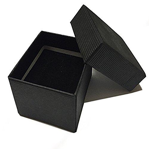 Eheringe Verlobungsringe Trauringe aus Titan 6mm und 8mm mit echtem Topas und Ringe Gravur TD2T - 3