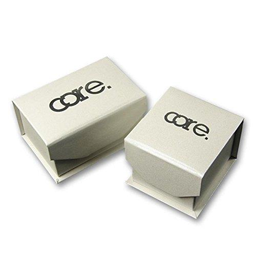 CORE by Schumann Design Trauringe Eheringe aus 500 Palladium mit echten Diamanten Gratis Testringservice & Gravur 19018730 - 3