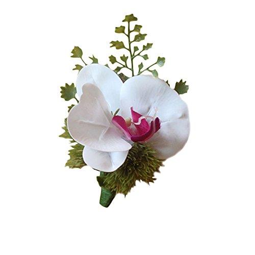 Boutonniere Ansteckblume Bräutigam