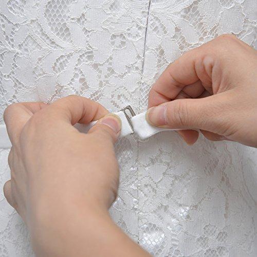 Remedios Elastische Velvet Schärpe Stretch Gürtel Strass Brautgürtel For Brautkleid Abendkleid Hochzeit,weiß,M -