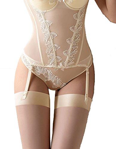 Gracya Miette String Slip Crème F-147 Small