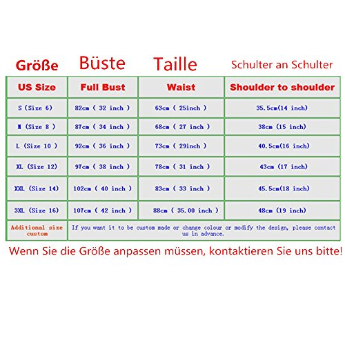 YASIOU Damen Brautjacke Ivory 3/4 Ärmel Schulterfrei Braut Bolero Spitze Tüll Weiss Hochzeit Jacke - 5