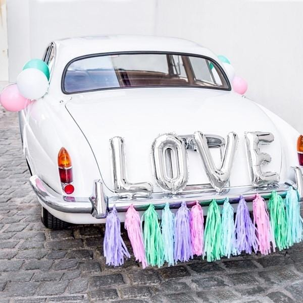 Auto Deko Set Love