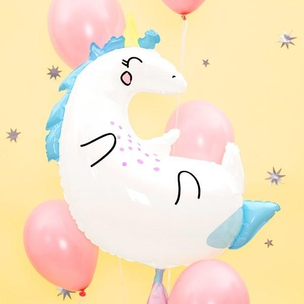 Folienballon Einhorn