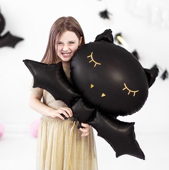 Folienballon Fledermaus Halloween