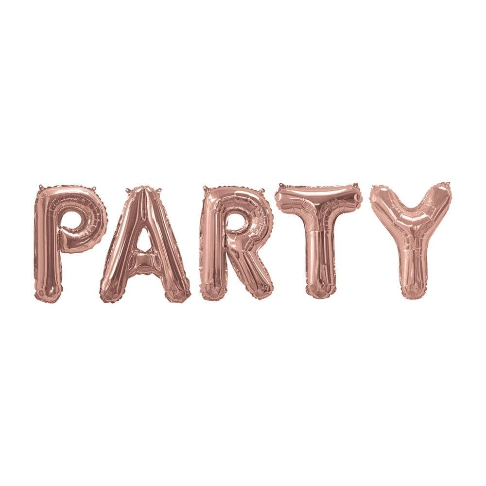 Folienballon Party