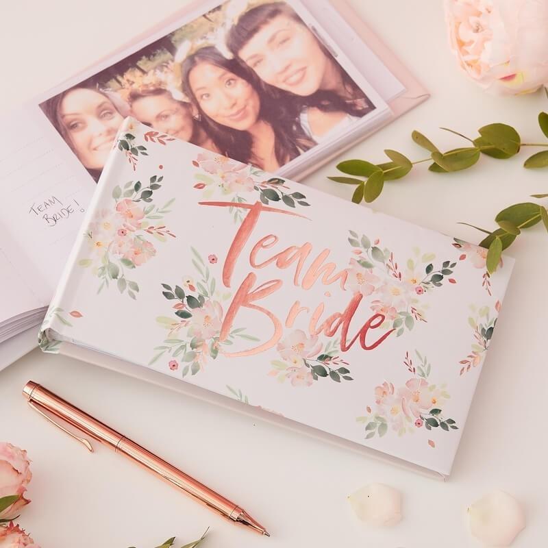 Fotoalbum Team Bride