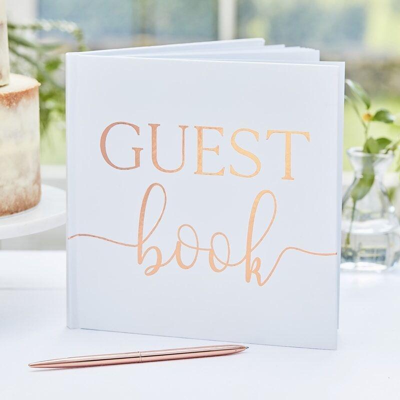 Gästebuch Guestbook