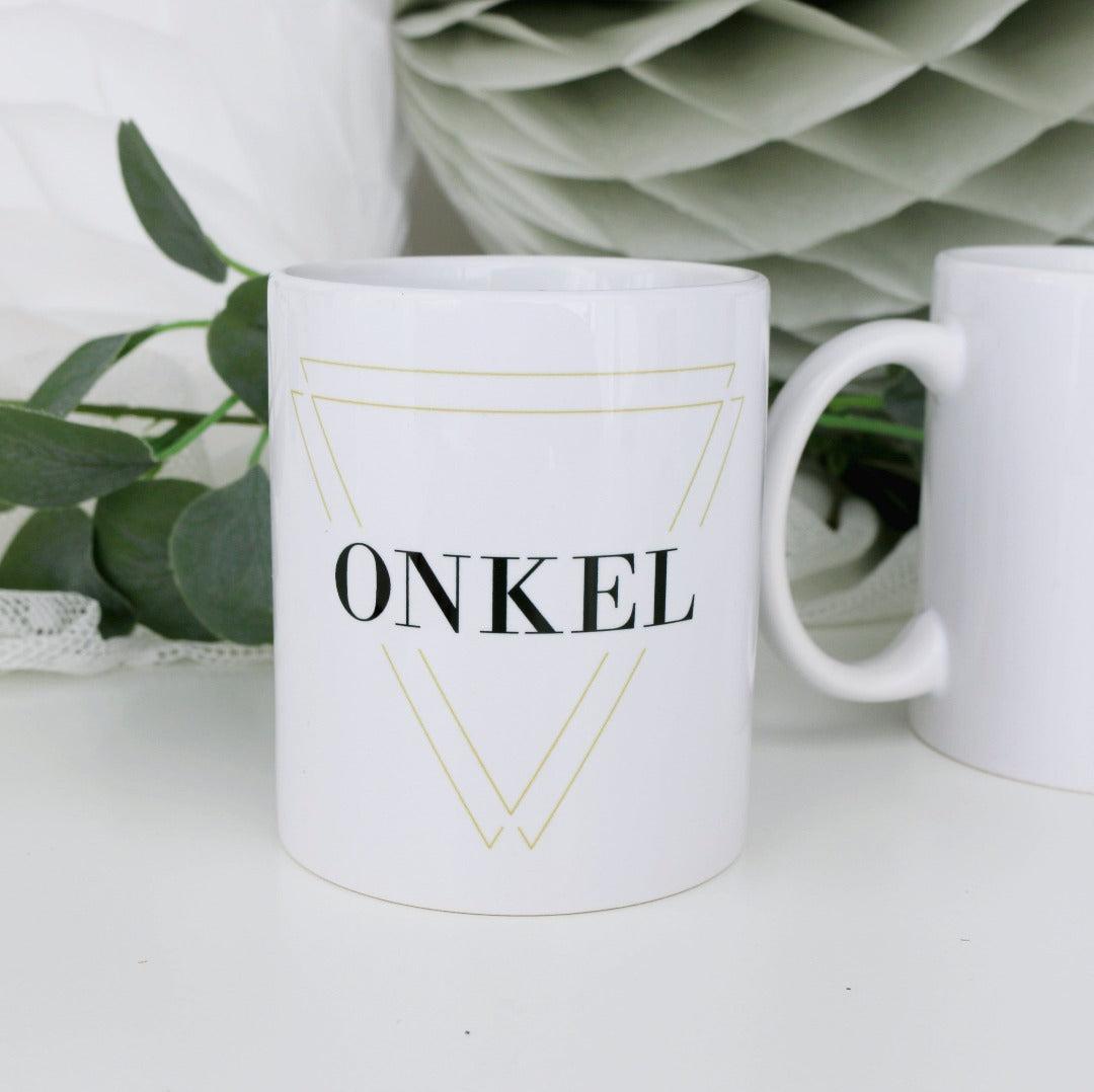 Geschenk Tasse für Deinen Onkel