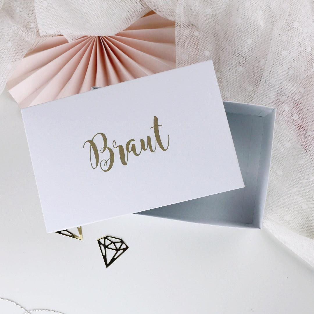 Geschenkbox Braut