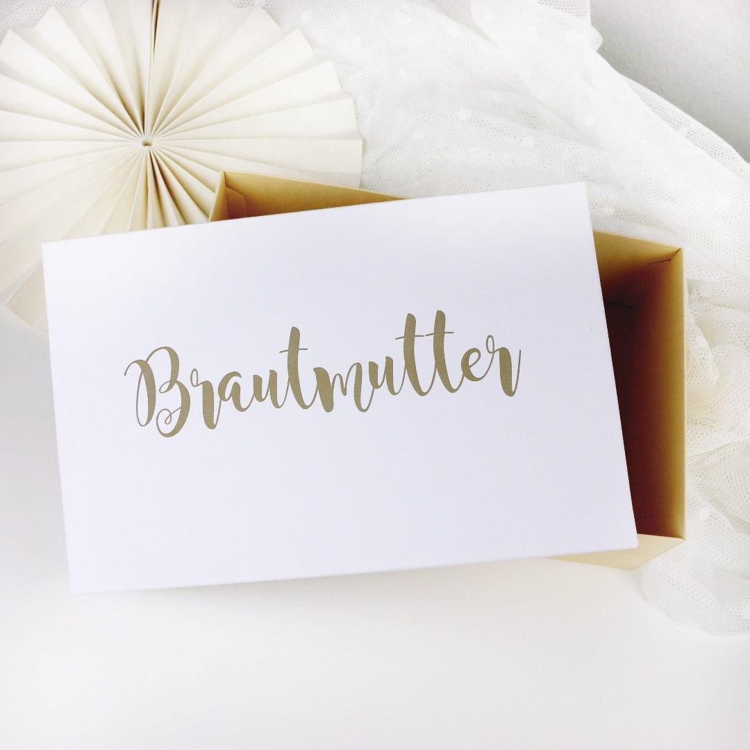 Geschenkbox Brautmutter