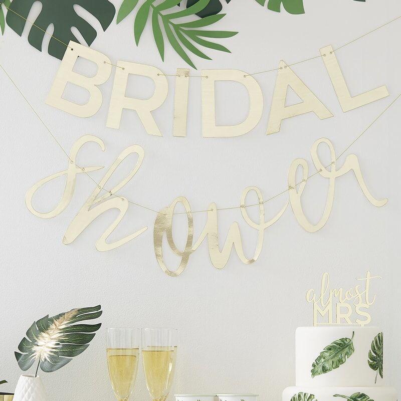 Girlande Bridal Shower