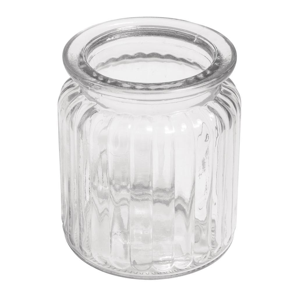 """Glasgefäß """"rund"""" - klein (270 ml)"""