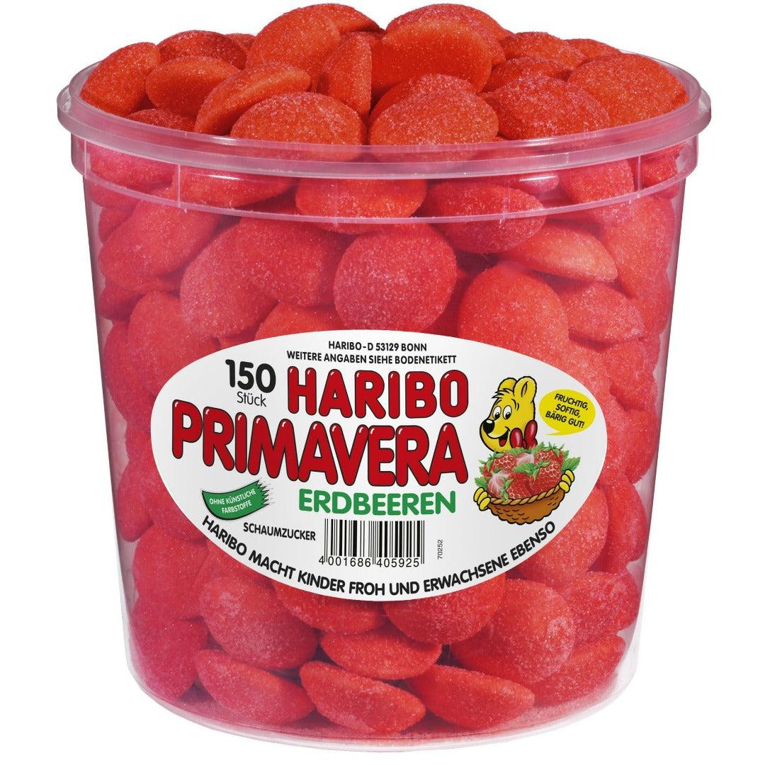 Haribo Primavera Erdbeer Box