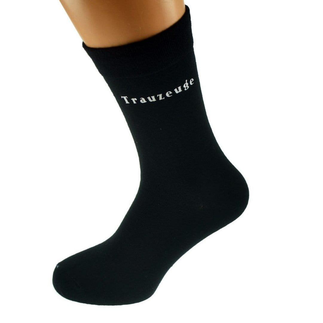 Hochzeit Socken Trauzeuge