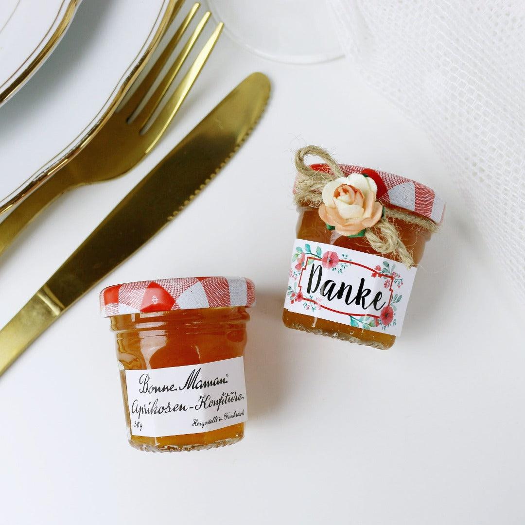Mini Aprikosen Marmelade