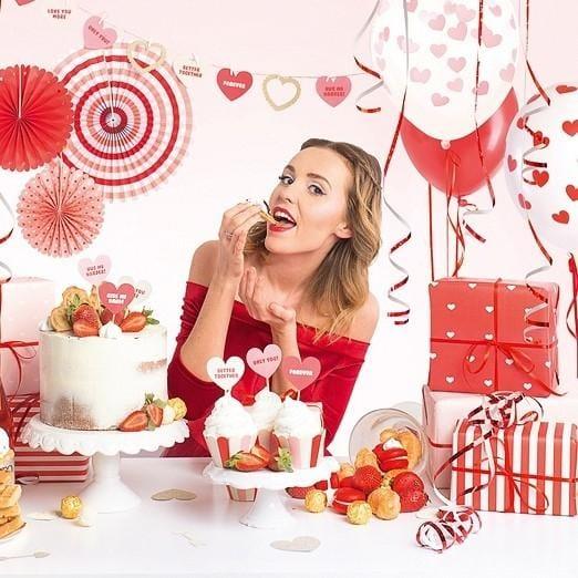 """Partybox """"Sweet Love"""" (32-teilig)"""