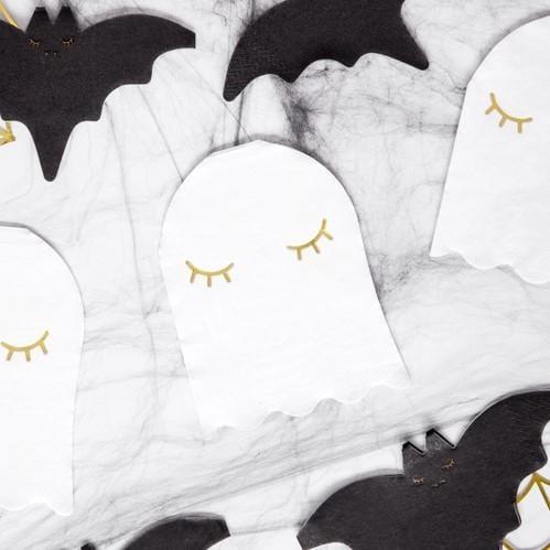 Serviette Geist Halloween (20 Stück)