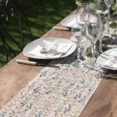 Tischläufer Blütenzauber