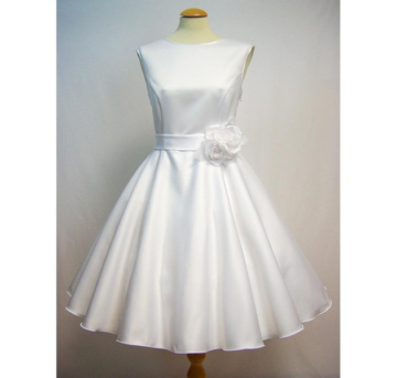 Brautkleid Abendkleid Petticoatkleid - Mode? Ja !!!