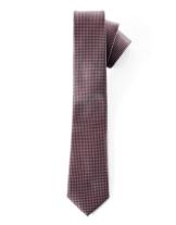 Bexleys man, schmale Krawatte, Bordeaux