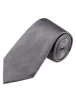 Krawatte von Tom Rusborg in Grau für Herren