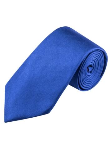 Krawatte von Tom Rusborg in Royal für Herren