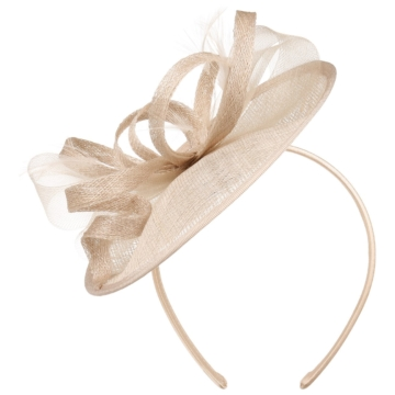 Siglietta Fascinator by McBURN