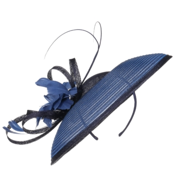 Sinamay Flower Damen Fascinator by McBURN