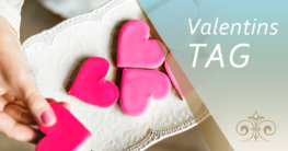 Valentinstag - Ein Tag für Verliebte