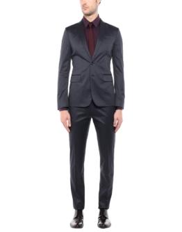DSQUARED2 Herren Anzug Farbe Dunkelblau Größe 4