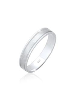 Elli Premium Ring Paarring Bandring Trauring Hochzeit 925 Silber Elli Premium Silber
