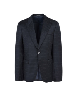 EMPORIO ARMANI Herren Anzug Farbe Schwarz Größe 4